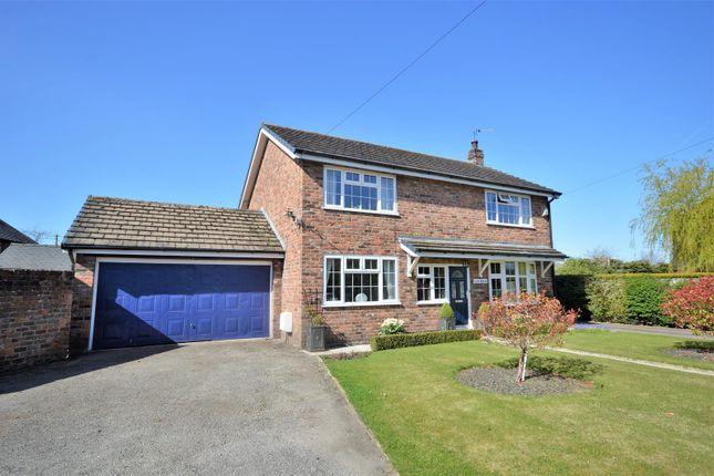 Thumbnail Detached house for sale in Gosling Close, Hatton, Warrington
