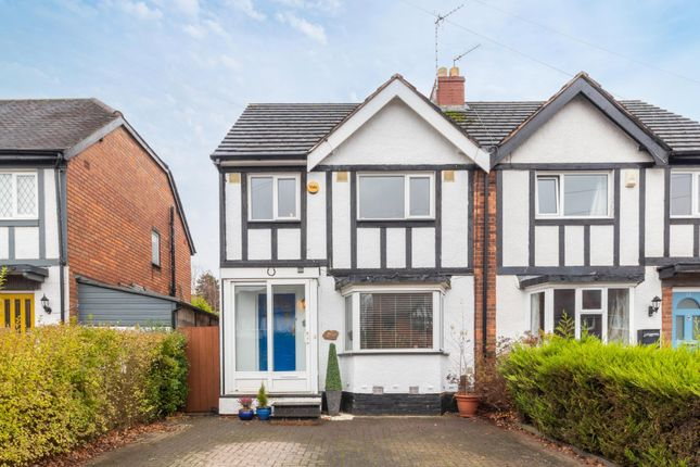 3 bed semi-detached house for sale in Hurdis Road, Shirley, Solihull B90