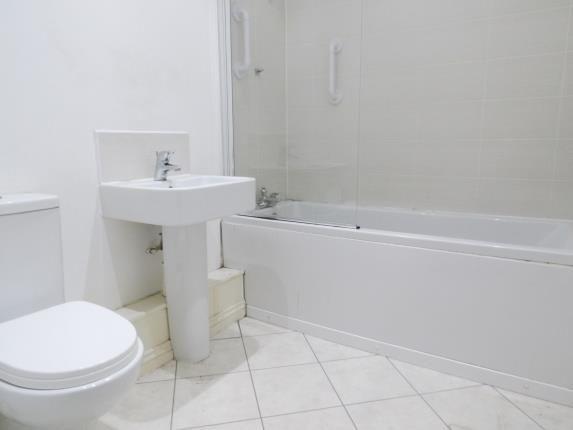 Bathroom of Block B, Douglas Court, Middlesbrough, . TS4