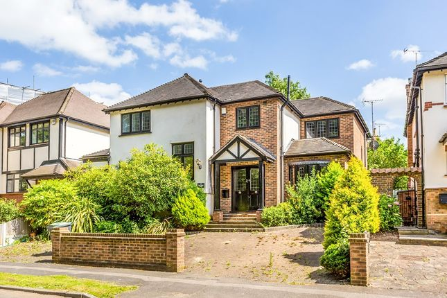 Thumbnail Detached house for sale in Barnaby Way, Chigwell