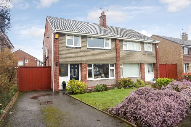 Thumbnail Semi-detached house for sale in Thirlmere Drive, Southport
