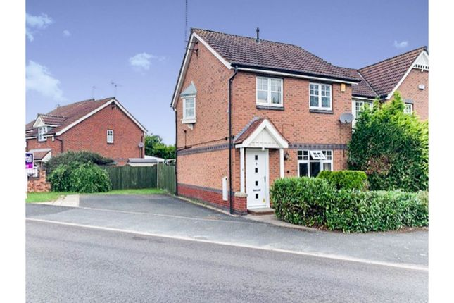 3 bed end terrace house for sale in Hadfield Way, Birmingham B37