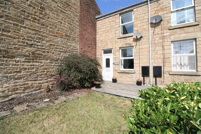 Thumbnail Terraced house for sale in High Street, New Whittington, Chesterfield