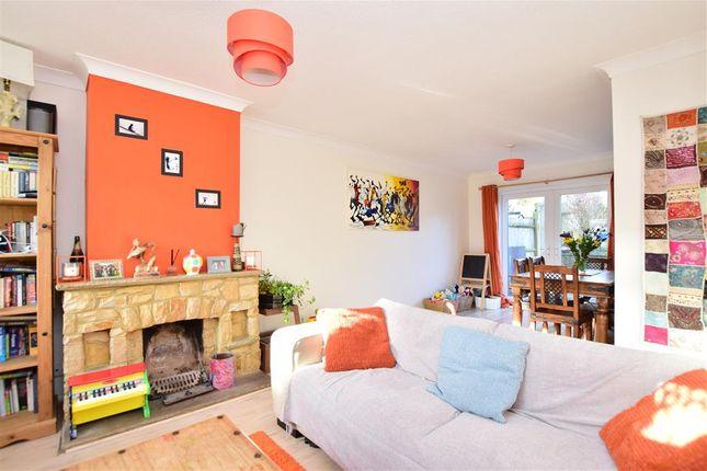 Thumbnail Terraced house for sale in Motte Field, Hartfield, East Sussex