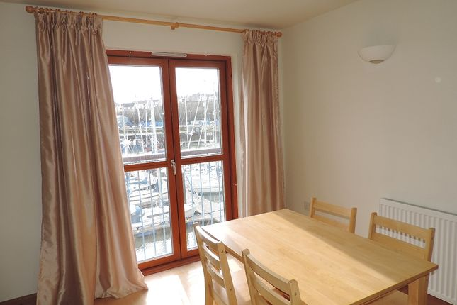 Thumbnail Flat to rent in 16 Vanguard House, Nelson Quay, Milford Haven