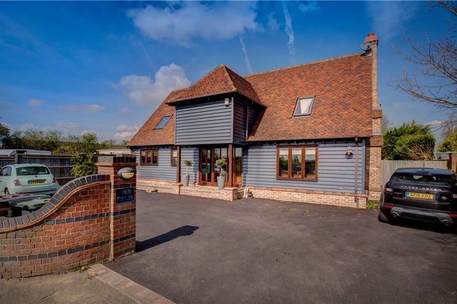 Thumbnail Detached house for sale in Stortford Road, Leaden Roding, Dunmow