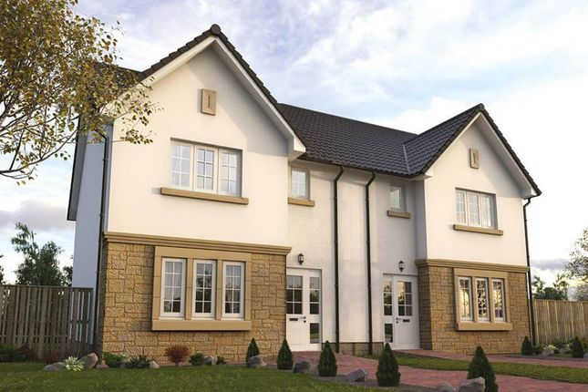 "Thumbnail Semi-detached house for sale in ""The Avon"" at Milngavie Road, Bearsden, Glasgow"
