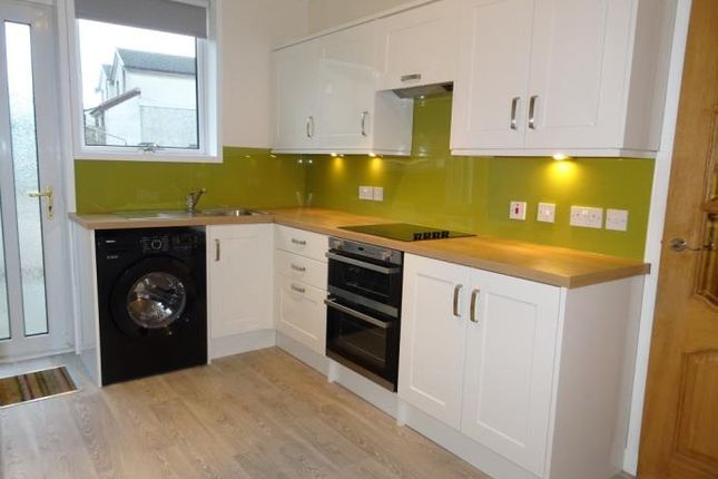 Thumbnail Terraced house to rent in Donview Road, Woodside, Aberdeen