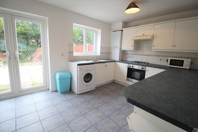 Thumbnail Terraced house to rent in Clearwater Close, Liverpool