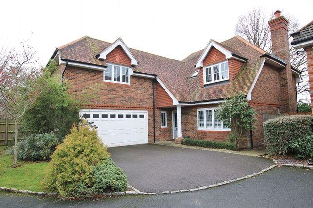 Thumbnail Detached house for sale in Ellerton Close, Wokingham, Berkshire