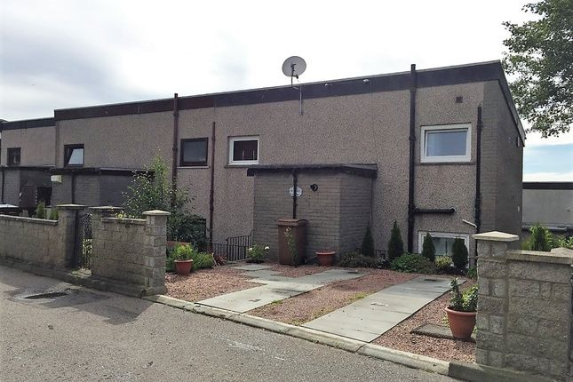 Thumbnail Terraced house to rent in Pentland Road, Aberdeen