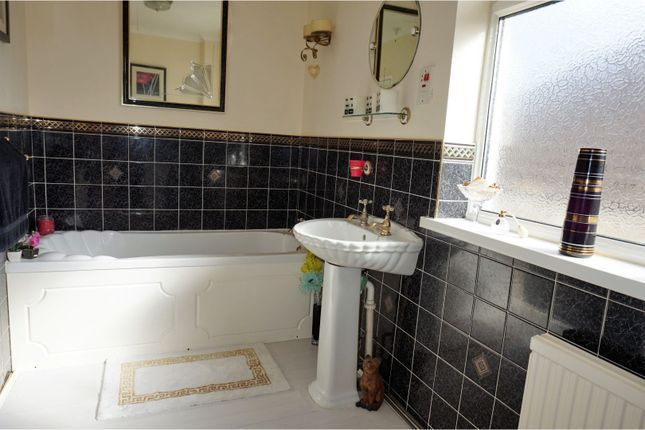 Bathroom of Heol Tir Coch, Efail Isaf, Pontypridd CF38