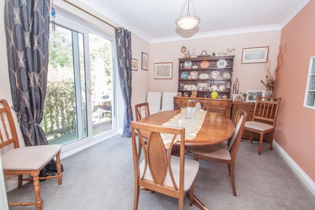 Dining Room of Cheshire Drive, Plymouth PL6