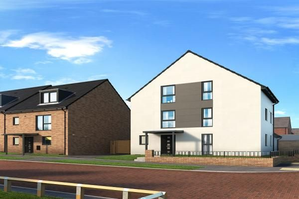 """Thumbnail Property for sale in """"The Weldon At The Springs"""" at Campsall Road, Askern, Doncaster"""