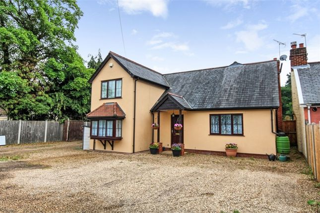Thumbnail Detached house for sale in Bounstead Road, Blackheath, Colchester, Essex