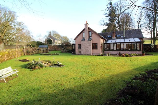 Thumbnail Detached house for sale in Kirkton Of Airlie, Kirriemuir, Angus