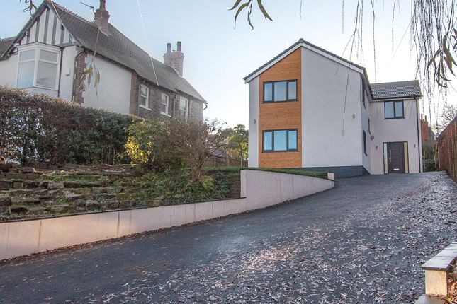Thumbnail Detached house for sale in Brook Road, Lymm