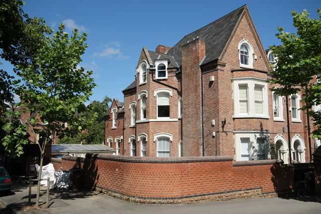Thumbnail Flat to rent in Park Drive, The Park, Nottingham