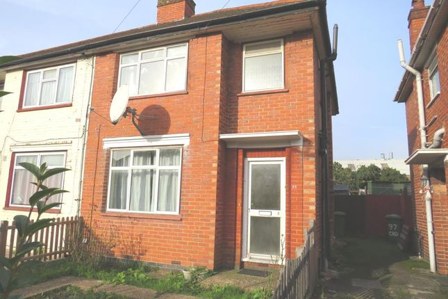 Thumbnail Semi-detached house to rent in Carlyon Road, Wembley, Middlesex