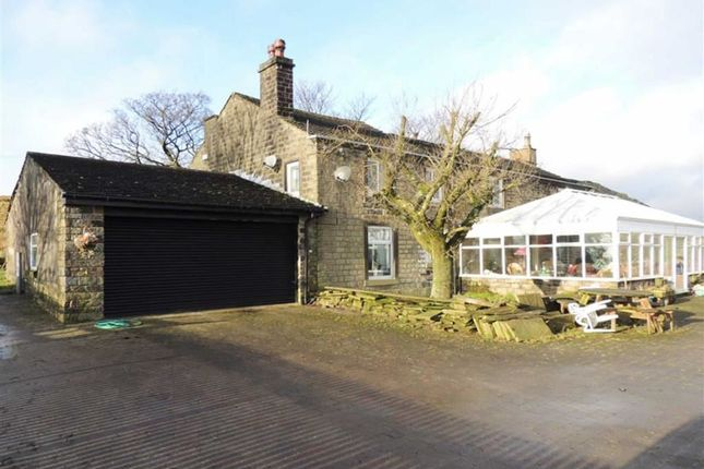 Thumbnail Farmhouse for sale in Nick Road Lane, Wardle, Rochdale
