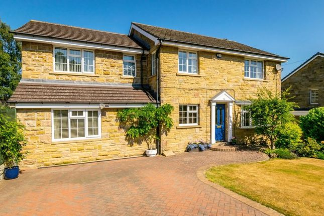 Thumbnail Detached house for sale in Woodside Road, Huddersfield