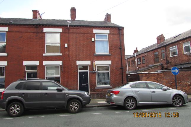 Thumbnail End terrace house to rent in Irwin Street, Denton