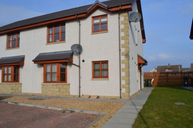 Thumbnail Flat to rent in 93 Thornhill Drive, New Elgin, Elgin