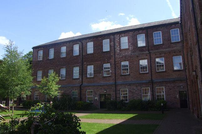 Thumbnail Flat to rent in River View, Denton Mill Close, Denton Holme, Carlisle