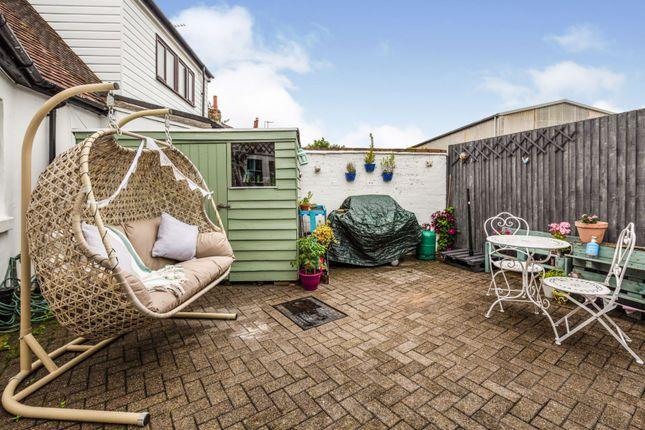 Courtyard of Hever Avenue, West Kingsdown, Sevenoaks TN15