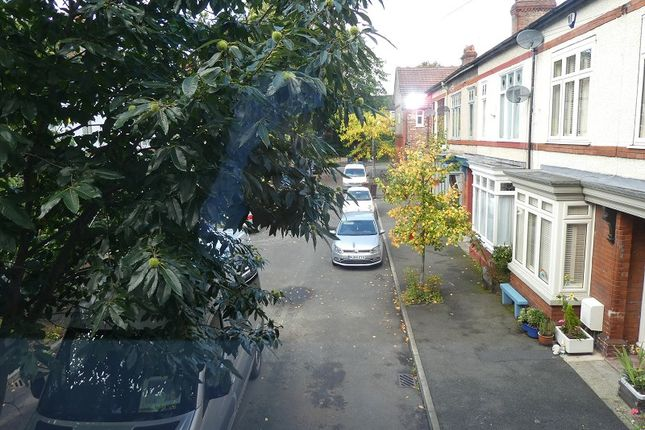 Bedroom 1 View of Whalley Avenue, Whalley Range, Manchester. M16