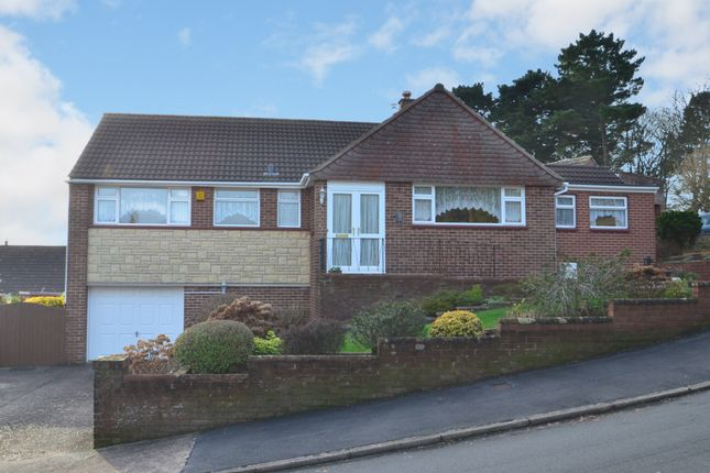 Thumbnail Bungalow for sale in Croft Chase, Higher St Thomas, Exeter