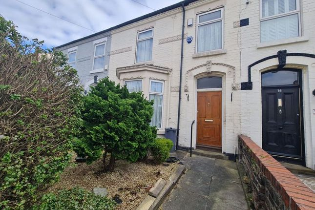 Thumbnail Terraced house for sale in Inman Road, Litherland, Liverpool