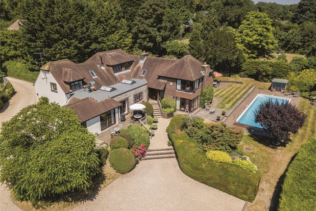 Thumbnail Detached house for sale in Midlington Road, Droxford, Hampshire