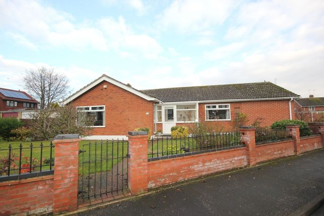 Thumbnail Bungalow for sale in Dovedales, Sprowston, Norwich