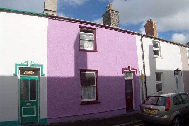 Thumbnail Town house for sale in Prospect Street, Aberystwyth