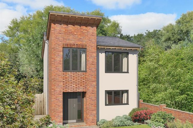 Thumbnail Property for sale in Plot 1, The Woodlands, Parkside Drive, Old Catton