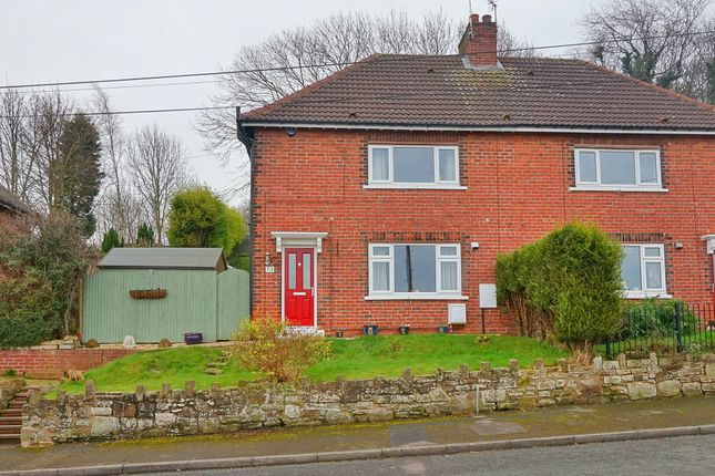 Thumbnail Semi-detached house for sale in Winney Hill, Harthill, Sheffield