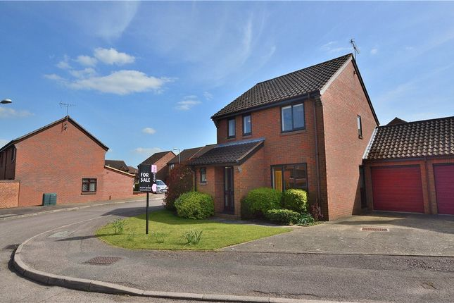 Thumbnail Detached house for sale in Winchester Close, Thorley, Bishop's Stortford
