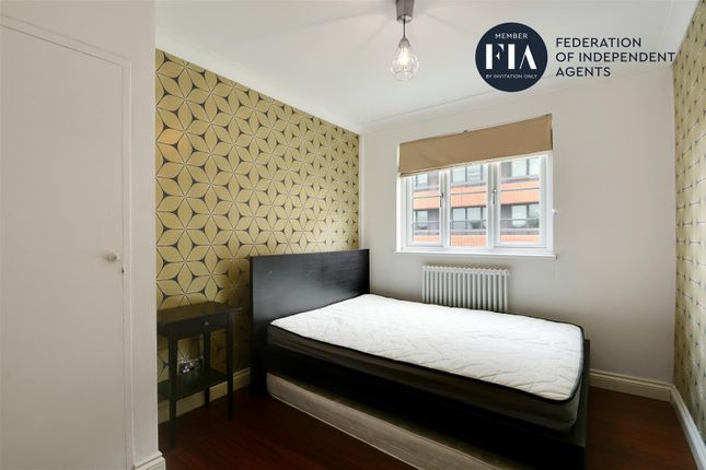 Bedroom of Longfield House, Uxbridge Road, Ealing W5