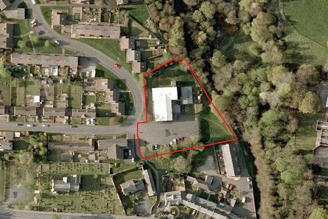 Thumbnail Land for sale in Former Working Men's Club, Brierley Gardens, Otterburn