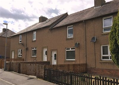 Thumbnail Terraced house to rent in Hailstones Crescent, Armadale, Armadale
