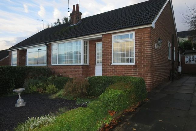 Thumbnail Bungalow to rent in Manor Farm Drive, Churwell, Morley, Leeds