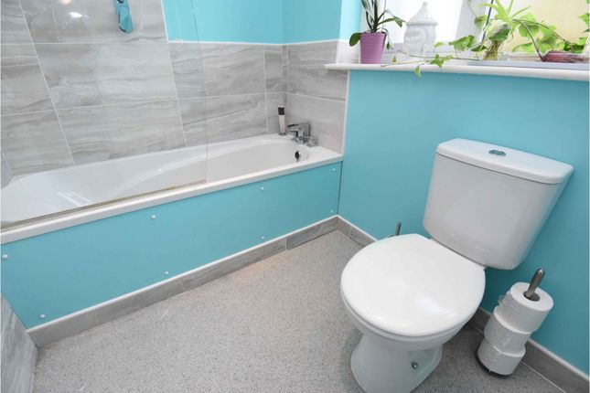 Bathroom Two of Harlesden Close, Romford RM3