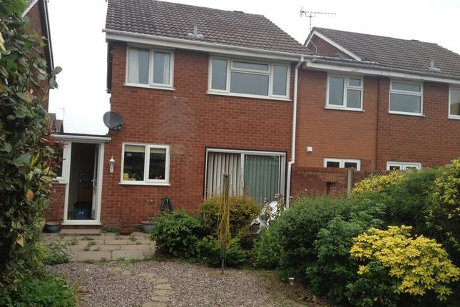 Thumbnail Semi-detached house to rent in Maple Close, Shifnal
