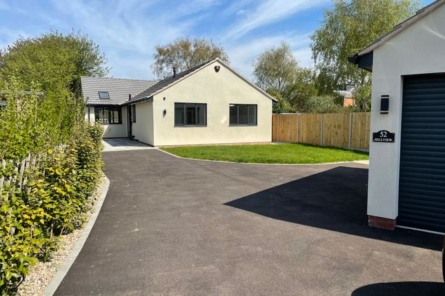 Thumbnail Detached bungalow for sale in Westbury Road, Leckhampton