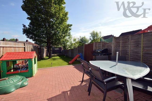 Queens Gardens Erdington Birmingham B23 3 Bedroom Semi