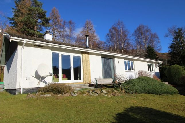 Thumbnail Bungalow for sale in Kimfinlay, Strathconon, Muir Of Ord