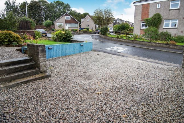 Driveway of Ceres Crescent, Broughty Ferry, Dundee DD5