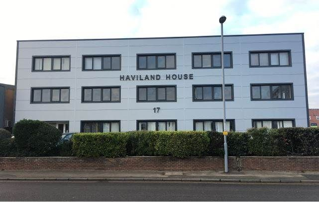 Thumbnail Office to let in Suite 5, Haviland House, Ferndown Business Centre, Ferndown, Dorset