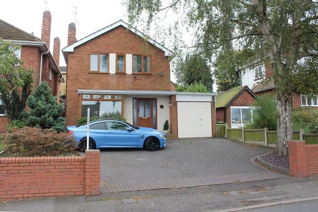 Thumbnail Detached house for sale in Oakfield Avenue, Kingswinford
